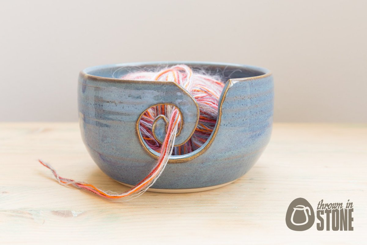 My lustrous blue Yarn Bowl is back in stock on #Etsy:    https://www. etsy.com/uk/listing/279 909598/yarn-bowl-lustrous-blue-and-brown &nbsp; …   #CraftHour<br>http://pic.twitter.com/s6ogFhi0OP