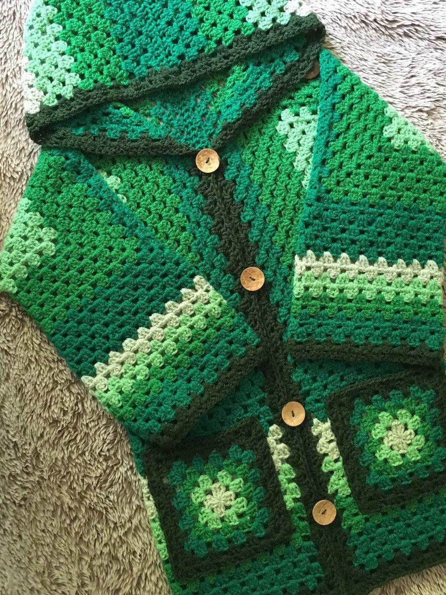 Our latest bespoke creation #crochet #cardigan #HandmadeHour #handmade #bespoke  #hoodedcardigan #madewithlove #mycreativebiz #CraftHour<br>http://pic.twitter.com/O9y8cQPpAu