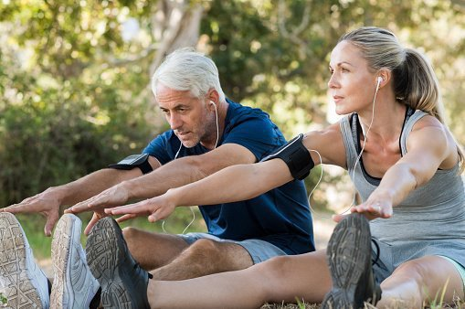 Regular moderate exercise, such as swimming or walking, will relieve tension and help you sleep: https://t.co/qhJOgoI8zP