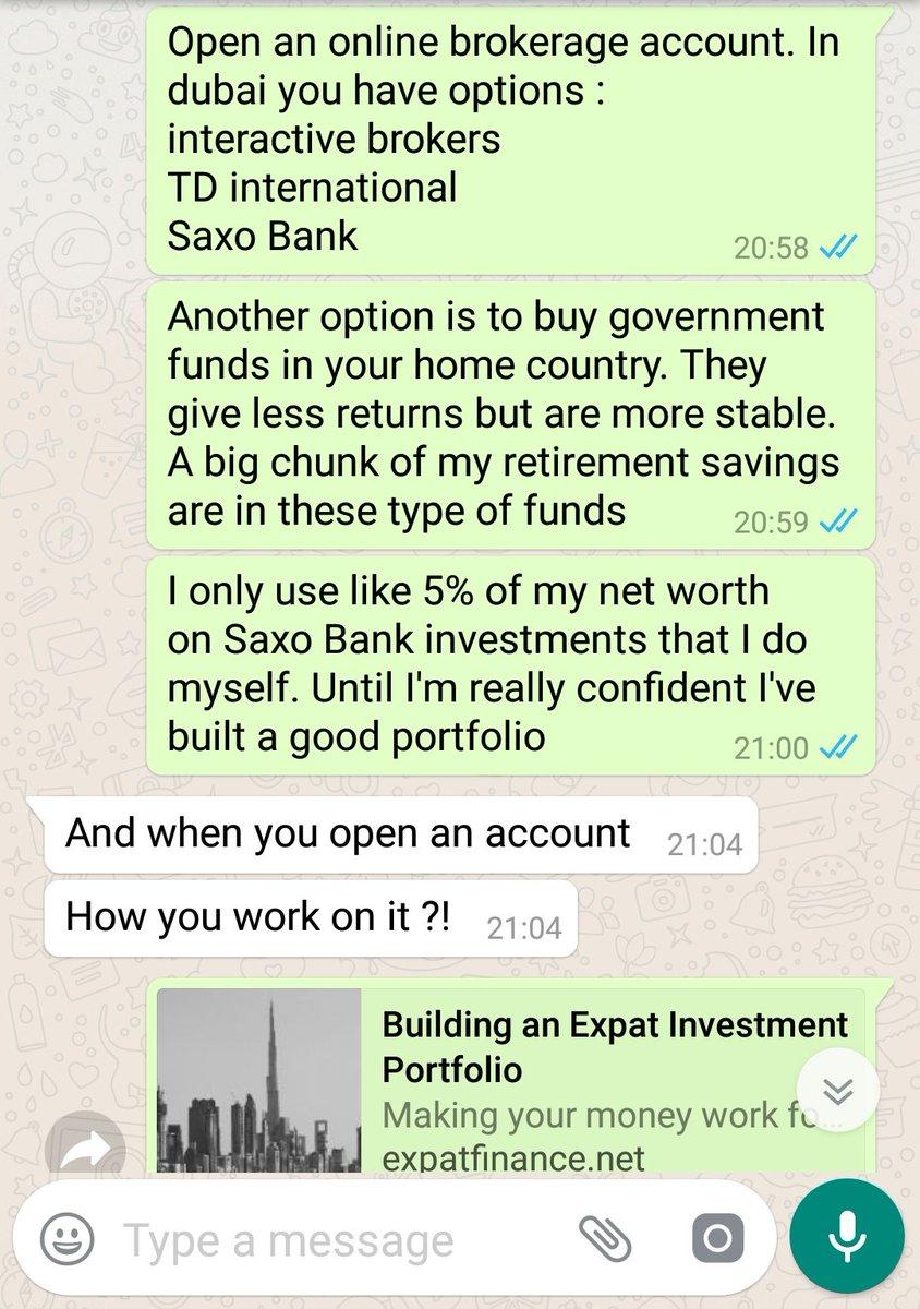 expatfinance hashtag on Twitter