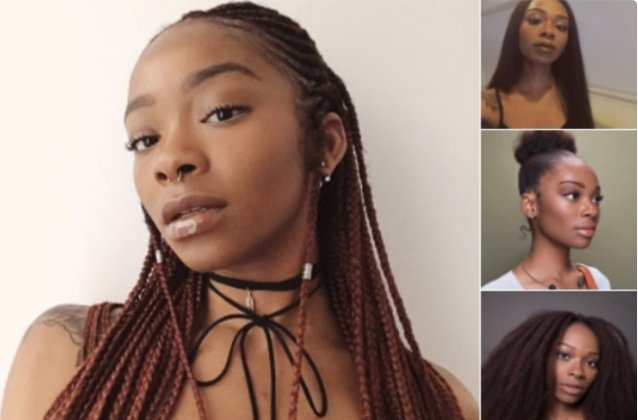 #BlackHairChallenge was trending on #Twitter and it was lit: https://t...