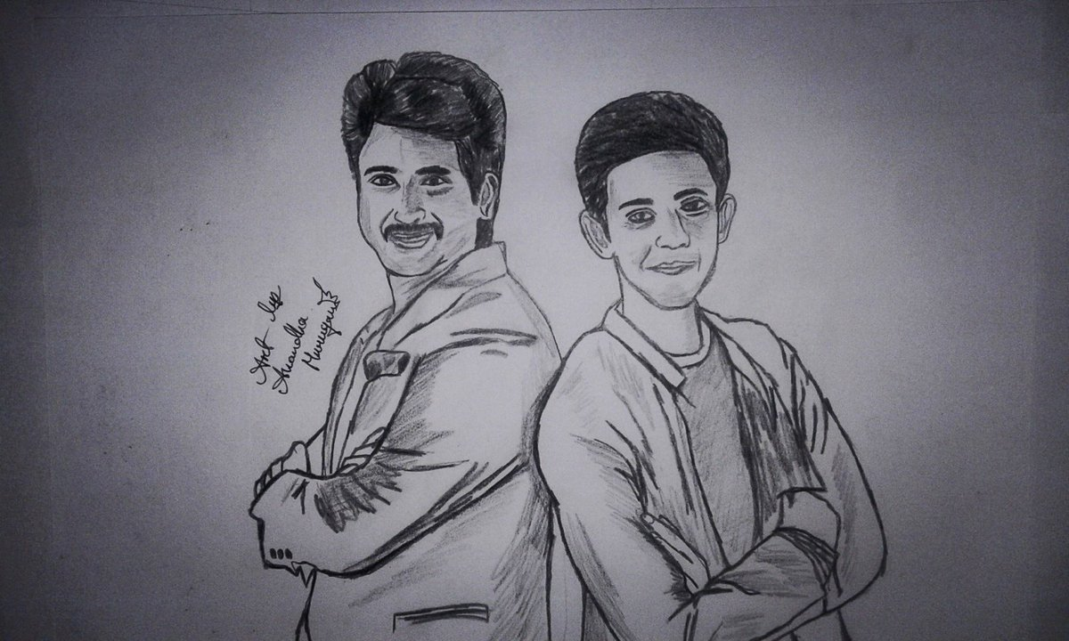 Pencil sketcher anand