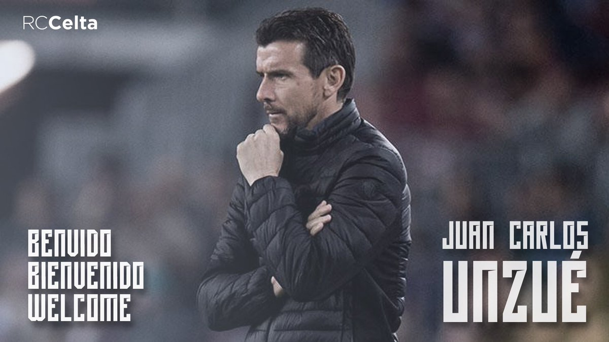 OFFICIAL: Celta Vigo have confirmed the appointment of Juan Carlos Unzué as their new manager on a two-year deal.