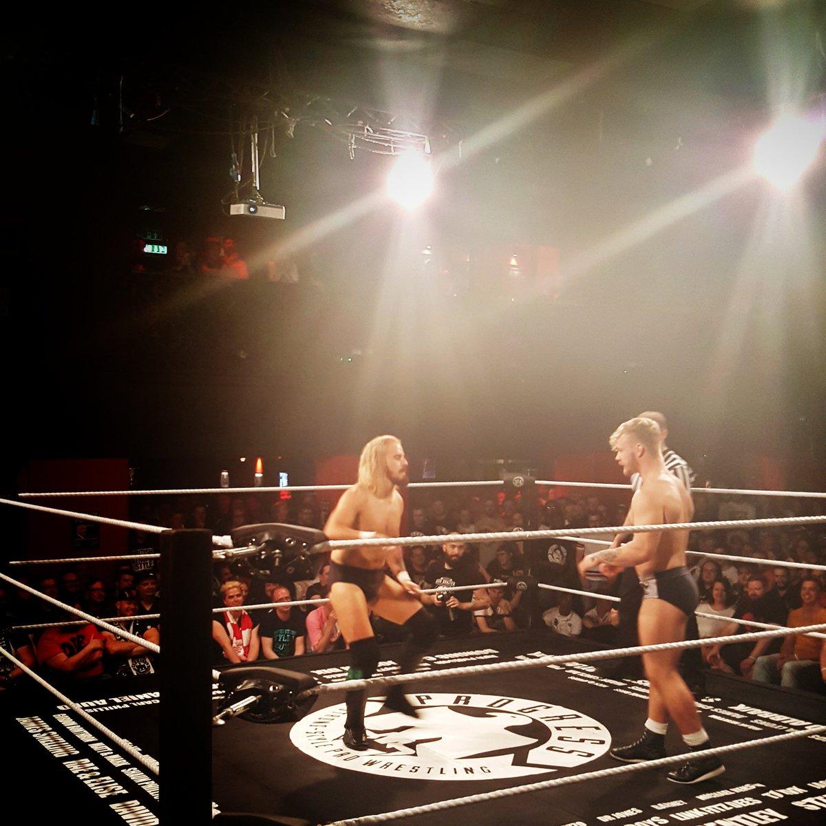 Resultados de Progress Wrestling Super Strong Style 16: Día 2 — Primera monarca de la empresa 2