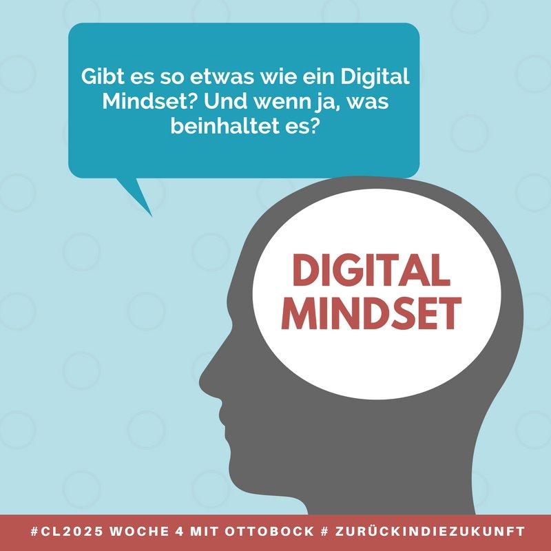 Einstimmung auf Ottobock.Gibt es ein digitales Mindset? #cl2025 #zurückindiezukunft Spannender Blogbeitrag hier https://t.co/J8J04Ptgon https://t.co/awfxBnAxRA