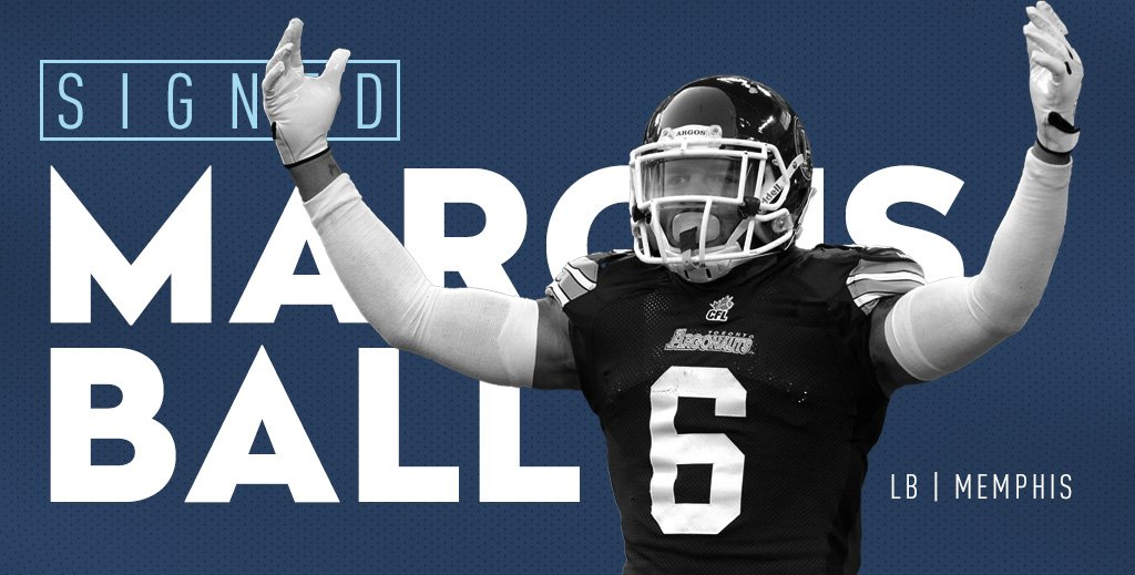 OFFICIAL: Marcus Ball is BACK in Double Blue.  🗞 » https://t.co/BazYAY...
