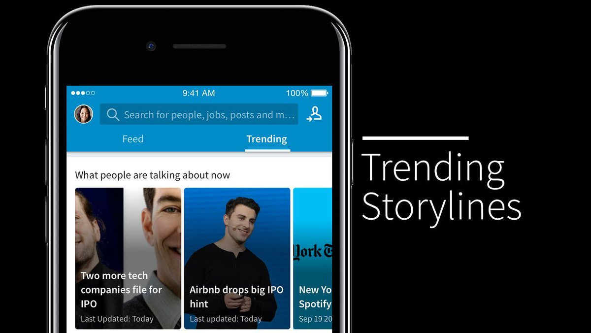 Introducing Trending Storylines - What do you think of Linkedin implementing this feature?  http:// buff.ly/2o9rRlF  &nbsp;   #Linkedin #Socialmedia<br>http://pic.twitter.com/yQvDLuYXjE