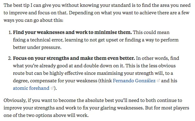 what are your technical strengths