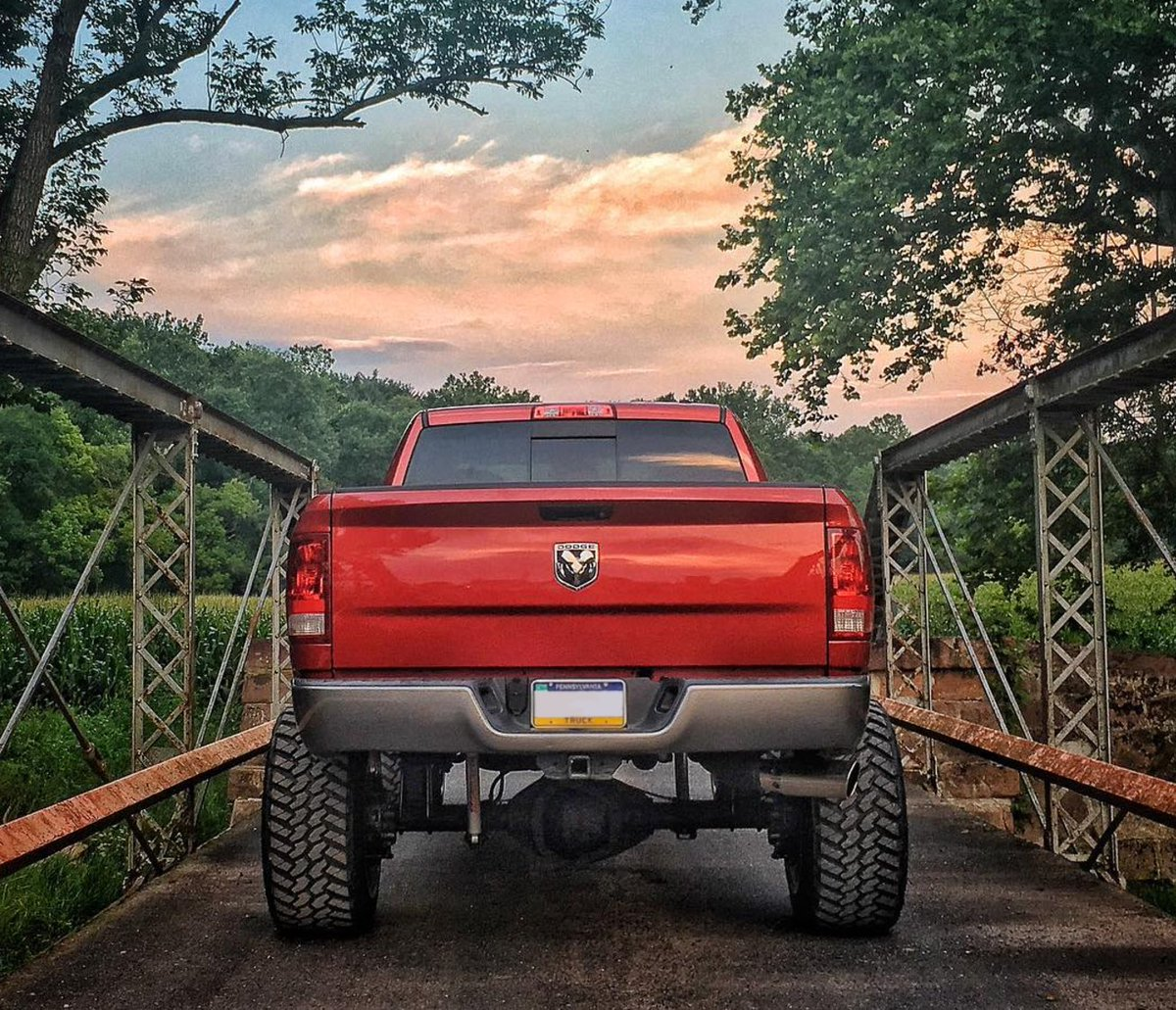 It ain't a #SundayFunday without your Ram truck.  Photo Credit: Dustin...
