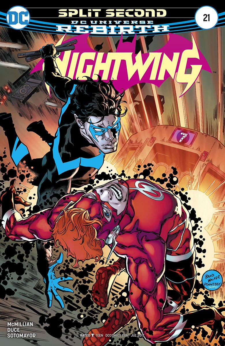 Nightwing Vol.4 #21 ¡Ya disponible!    http:// azcomicses.blogspot.com/2016/12/nightw ing-vol-4.html &nbsp; …   #AzComicsEs #JusticeLeague #Batman #Up #DCRebirth<br>http://pic.twitter.com/3DnXTTvWZU