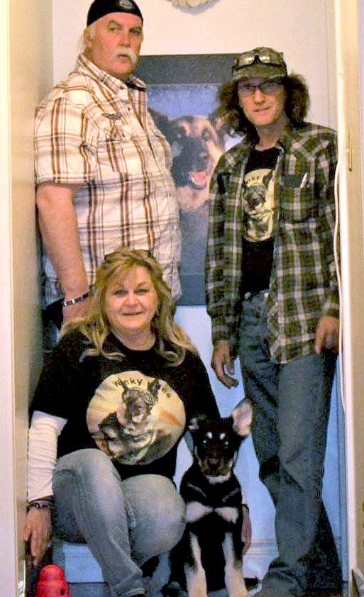 Thanks Don &amp; Denise for #sponsoring Winky&#39;s Garden - a memorial rock garden where we can remember our #pets that are gone but not forgotten!<br>http://pic.twitter.com/hptfrIIL4e