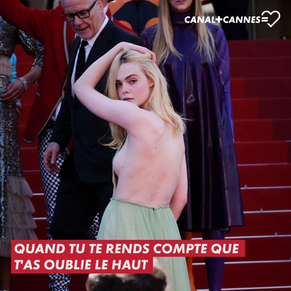 Elles ont passé 6 mois à choisir leurs robes. Et pourtant... 💃 #Cannes2017