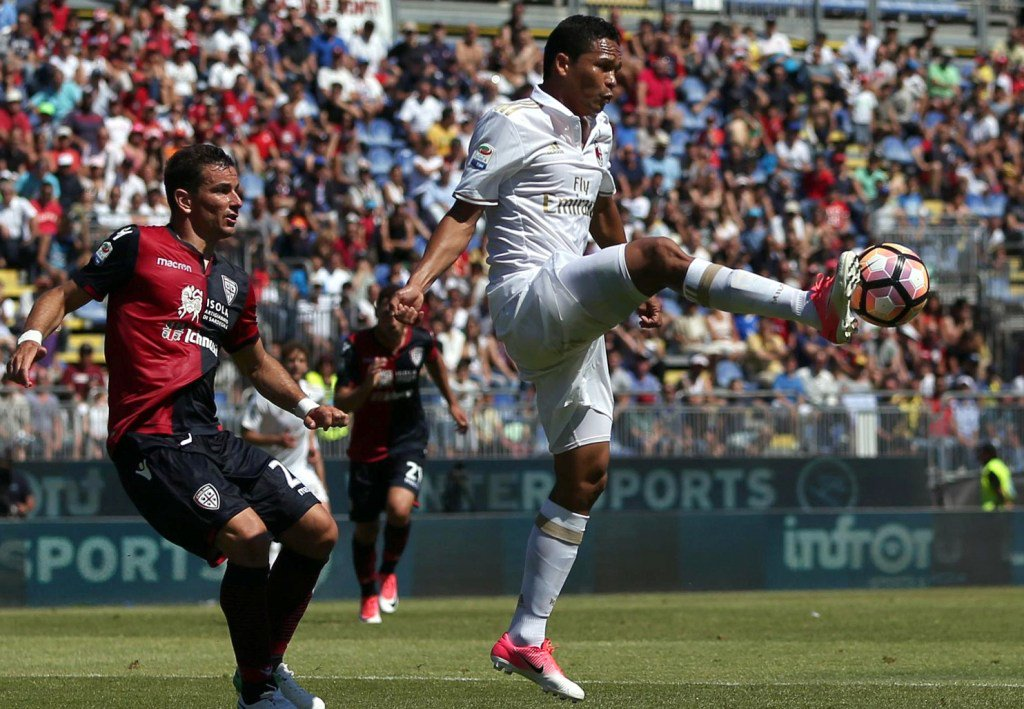 Video: Cagliari vs AC Milan