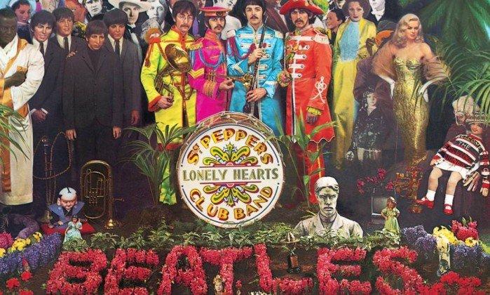Marco da cultura pop do século XX, 'Sgt. Pepper's' chega aos 50 anos. https://t.co/ujdO6Av13W