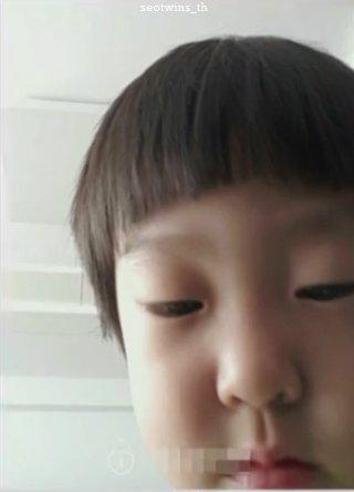 ภาพผู้ร้ายแบบชัดๆ แก้มนี้ย้อยเชียวแหละ😂 #seojun