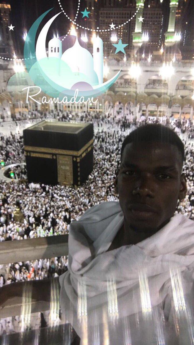 Ramadan Kareem 🕋🌙 Bon Ramadan #makkah #blessed https://t.co/B9OaobKTU8
