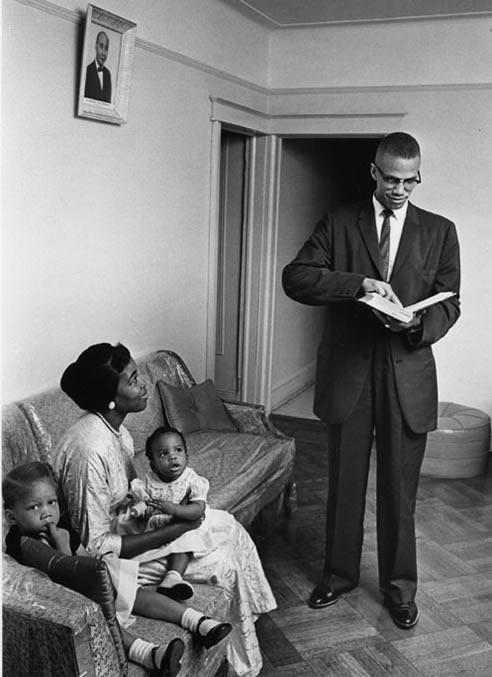Happy Birthday to Betty Shabazz, who would have turned 83 today!