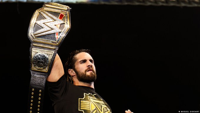 "Wishing ""The Man\"", \""The Architect\"", \""The Kingslayer\"", Seth Rollins, a very happy birthday!"