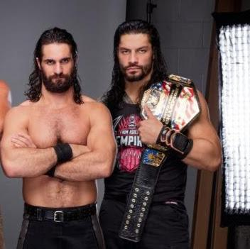 Happy birthday. Seth rollins