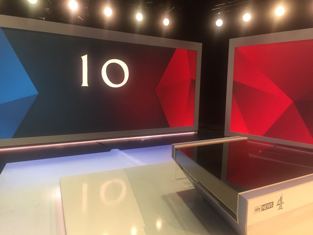 2030 tomorrow bank holiday Monday on @skynews & @Channel4  - @ther...
