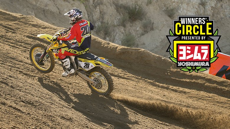 Broc Tickle: 'I'm blocking it out when it's time to race...': vitalmx.com/videos/feature…