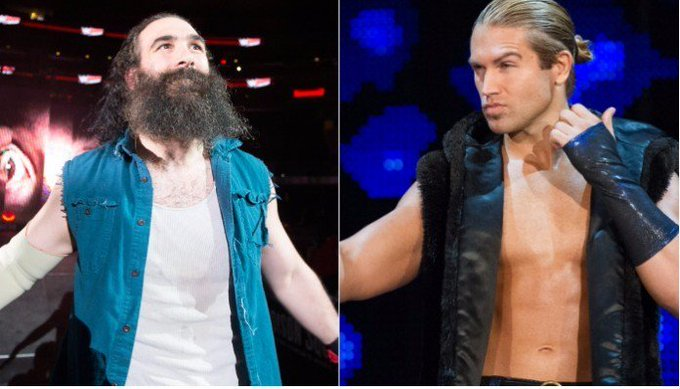 Tyler Breeze Figures Out Luke Harper s Creepy messages, Happy Birthday Seth Rollins