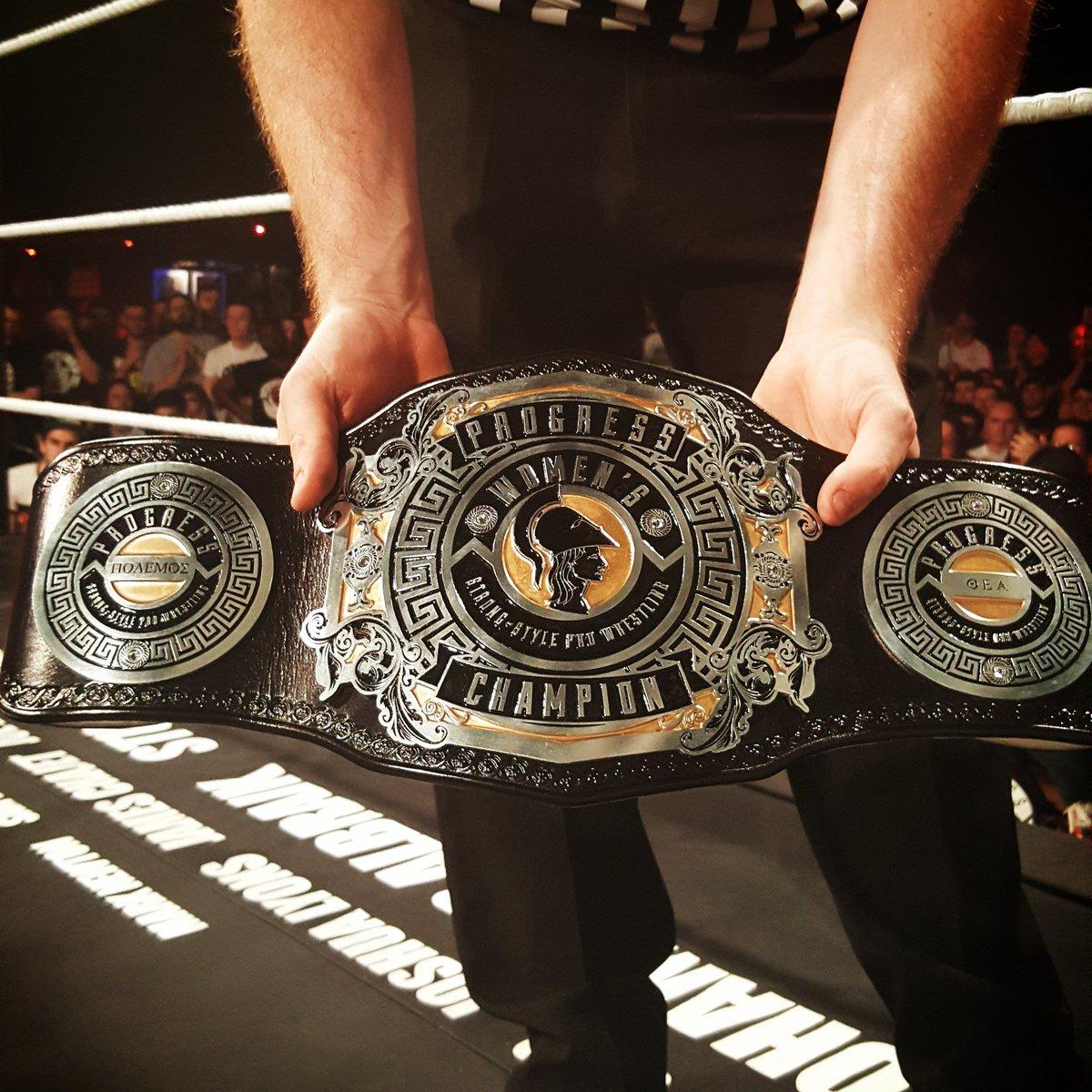 Resultados de Progress Wrestling Super Strong Style 16: Día 2 — Primera monarca de la empresa 5