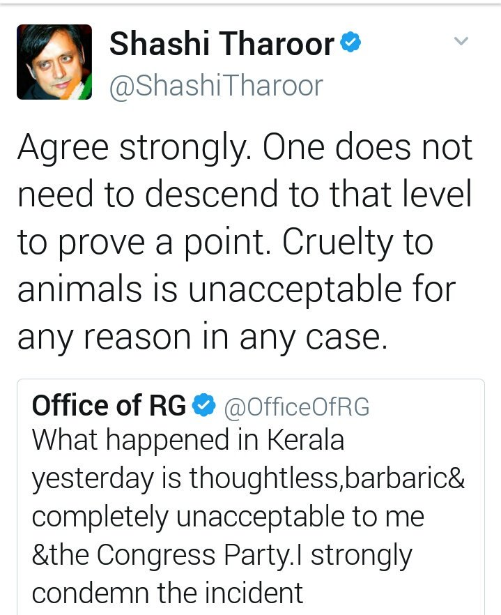 Shashi Tharoor cant decide whom to support. 🙄😂