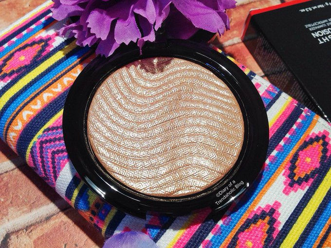 Make Up For Ever Pro Light Fusion Highlighter Review