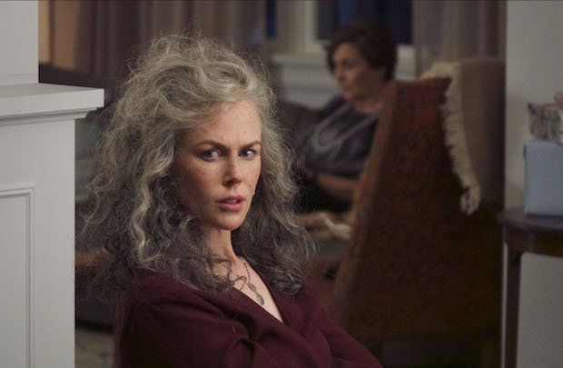 Nicole Kidman wins the Cannes 70th Anniversary Prize. Bow down, people...