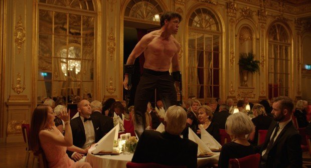Ruben Ostlund wins the Palme d'Or for 'The Square.' Full winners list...