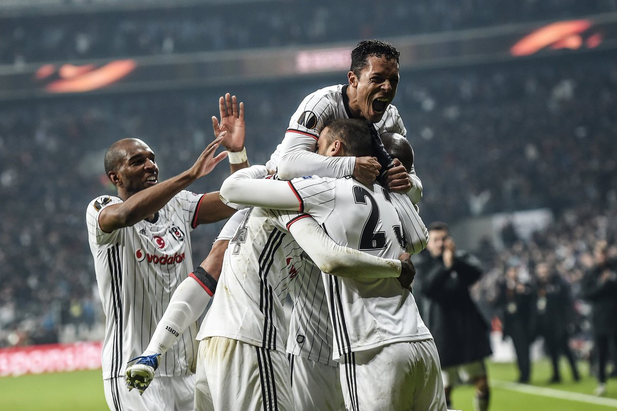 Congratulations to Beşiktaş! Champions of Turkey 🇹🇷🏆 for the 15th time and back in the #UCL group stage after defending their title. 💪⚽️