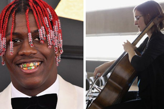 Lil Yachty has apologized for thinking you blow into a cello