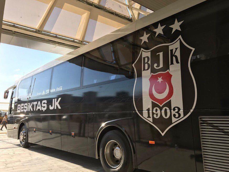 New #Beşiktaş amblem with &quot;three stars&quot;... Thank you everyone!  #ChampionsBeşiktaş @ChampionsLeague<br>http://pic.twitter.com/UpVFTo3BVD