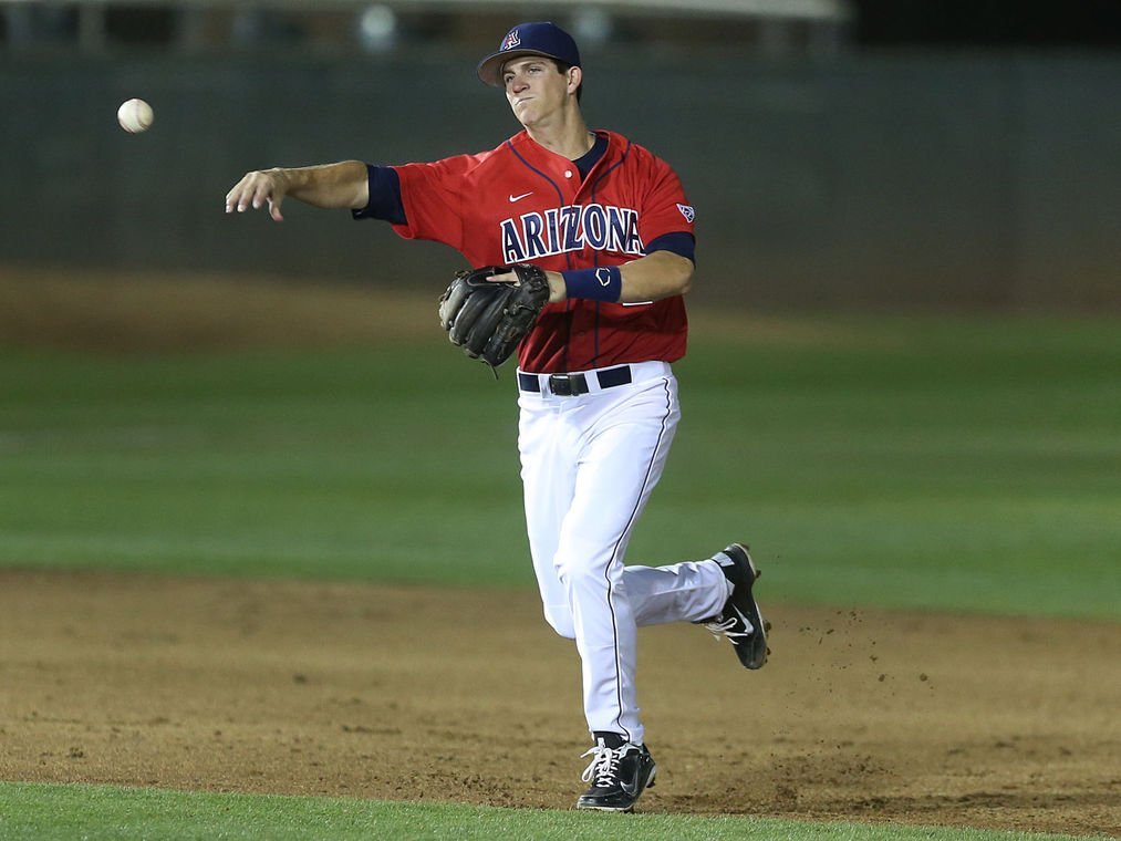 Former Arizona Wildcat Trent Gilbert snaps out of slump with powerful week https://t.co/g98nR1vZdb