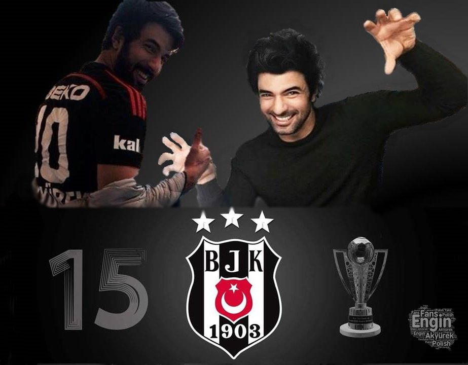 Congratulations  #Besiktas  and all Besiktas fans, including #EnginAkyürek !<br>http://pic.twitter.com/RacRgtcqdI