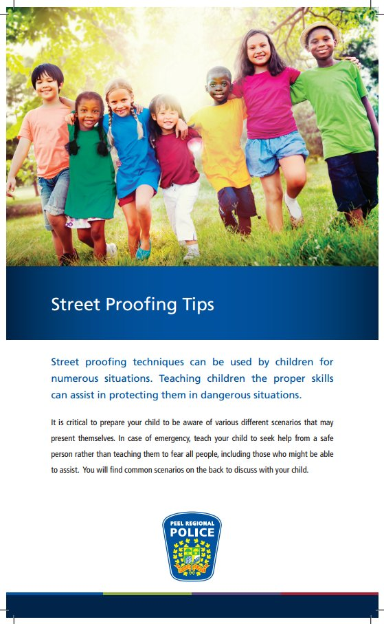 Want to street proof your child? Check out these tips: https://t.co/jY...