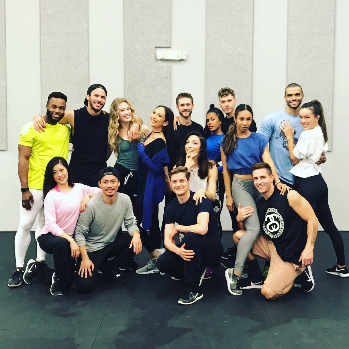The whole gang is back and ready to take Japan! #loveonthefloor