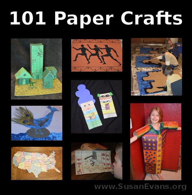 101 Paper Crafts