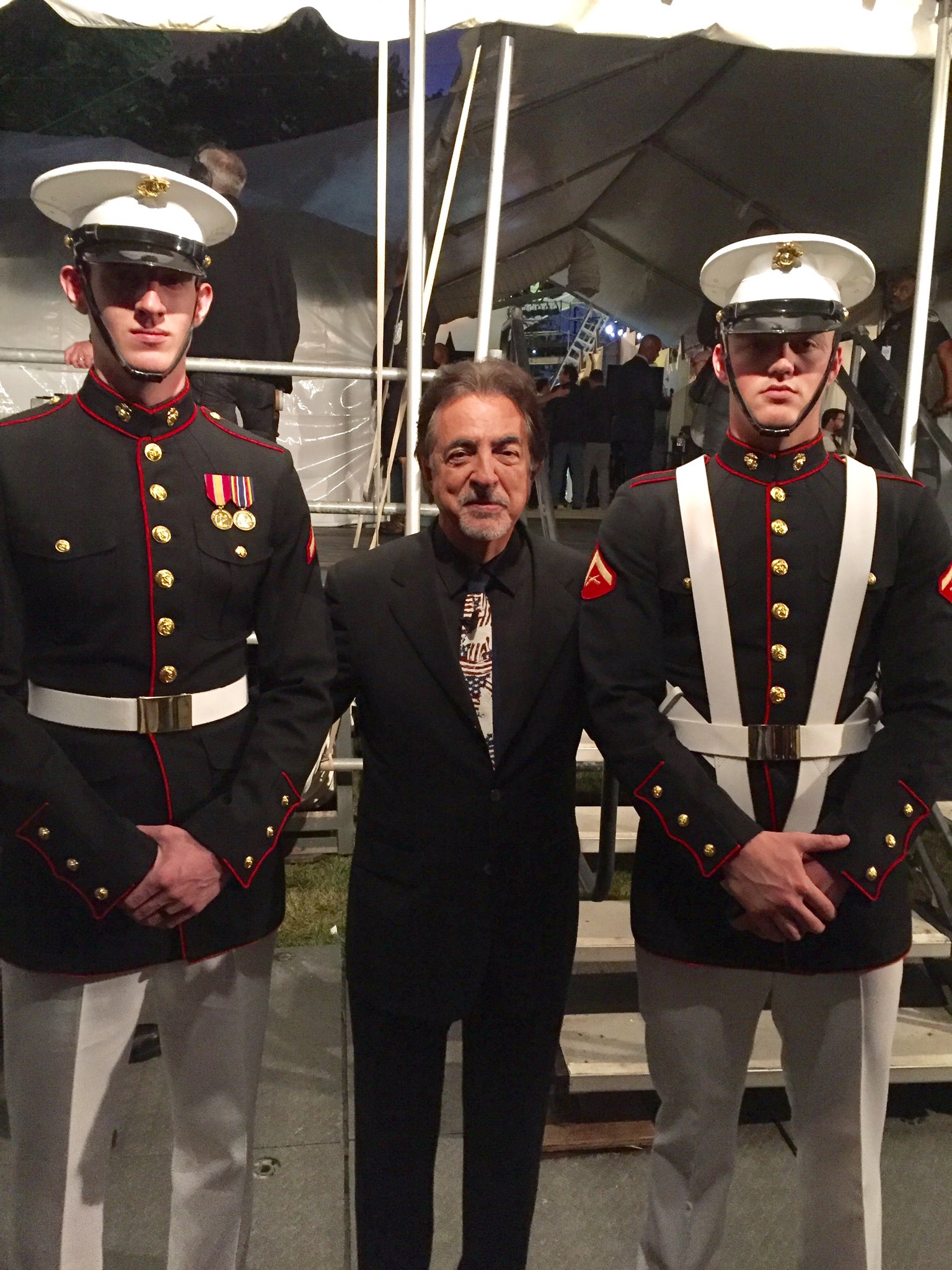 I use to think I was tall. #MemDayPBS #marines https://t.co/s5Jm5feQ5e