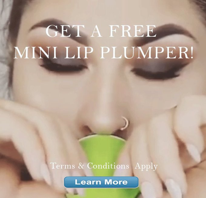 Best Lip Plumper Clinically Proven Safe For Lip Enhancement