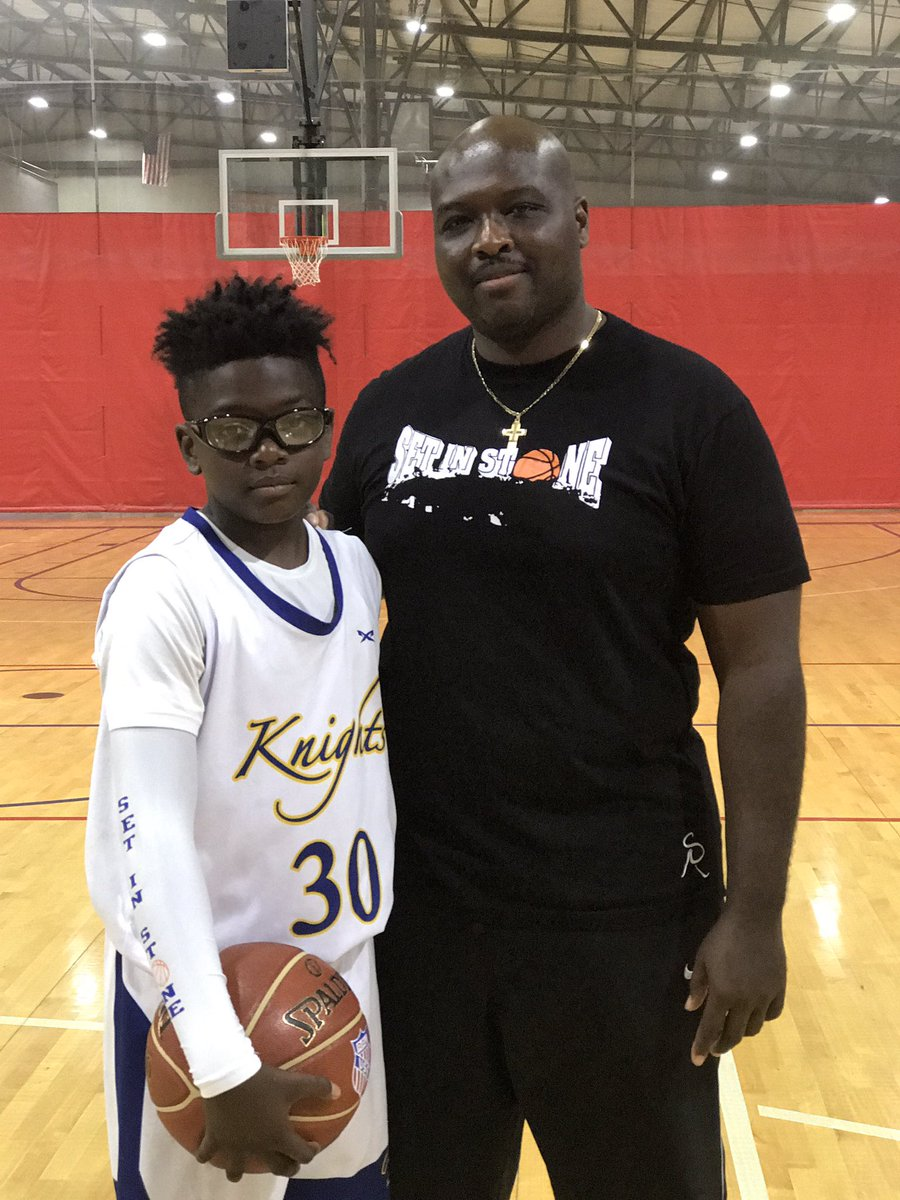 Made it to the elite 8 @AAU_Basketball chilling with my number 1 fan #DisneyMemorialDayClassic #basketball #sport #havingfun #SetinStone<br>http://pic.twitter.com/yC7f4FwBmk