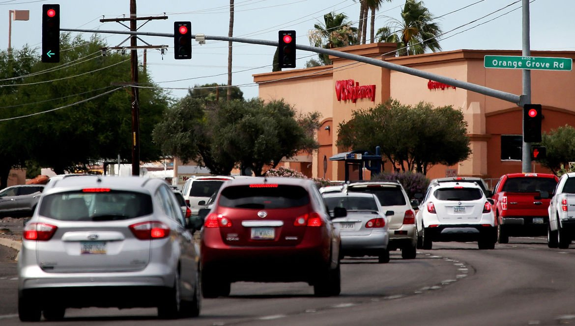 Traffic signal timing set for improvements on stretch of Oracle Road https://t.co/ISLrgzDQFJ