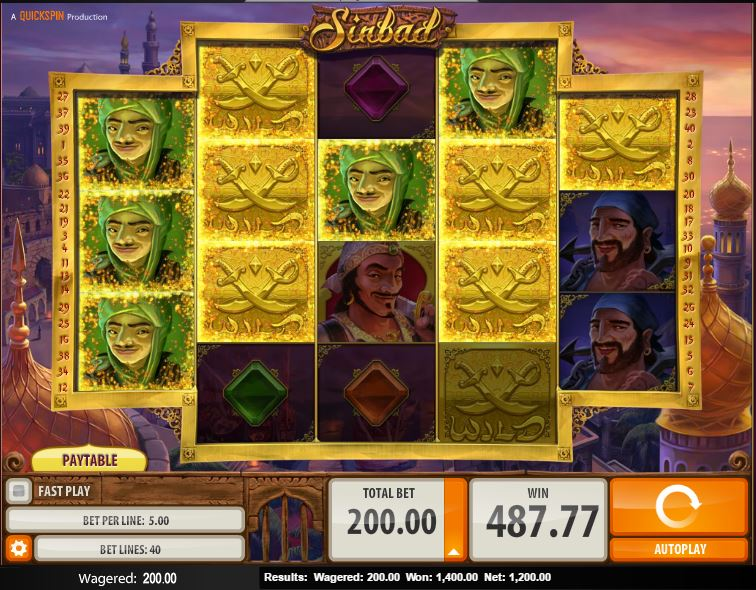 Looking for adventure? #SinbadSlot is the #Game for you!  Use #Bonus CASINO250 for 100% up to $250! #OnlineCasino  http:// bit.ly/tw-casino-250  &nbsp;  <br>http://pic.twitter.com/uvopnO24HM