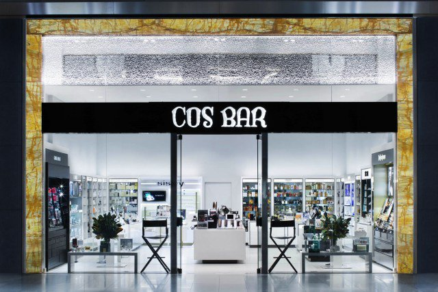 Cos Bar to Expand Luxe Beauty Concept, Open 35 Doors