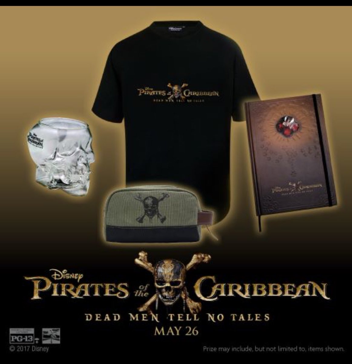 Want to win this prize pack below? Retweet this with #GSTPickMe for your chance to win!  #gstheaters #PiratesoftheCaribbean #pirateslife <br>http://pic.twitter.com/hC2aLIGcrF