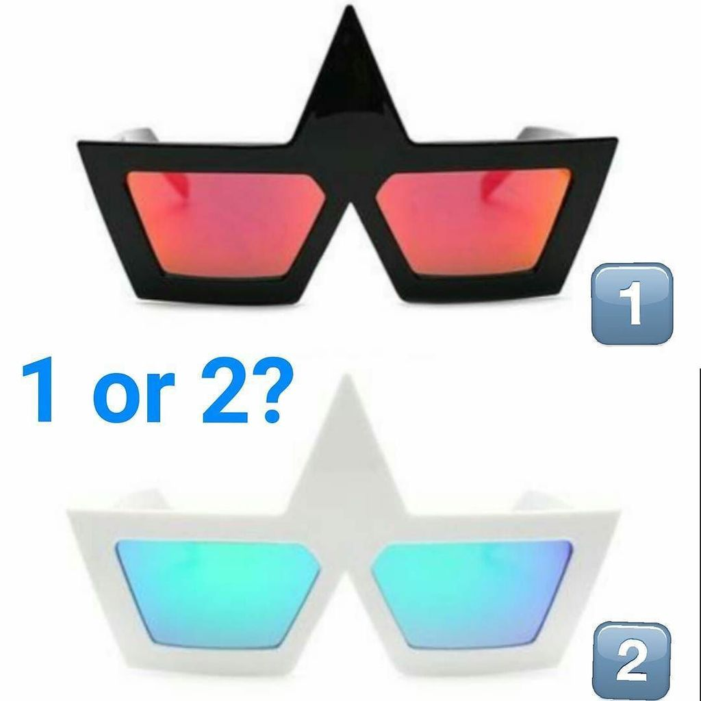 Unicorn Sunglasses! Which do you prefer 1 or 2? Comment below!  Link in bio to shop these! @hashtagharrystore  #cr…  http:// ift.tt/2s5v9Fl  &nbsp;  <br>http://pic.twitter.com/vRWFDgiHWB