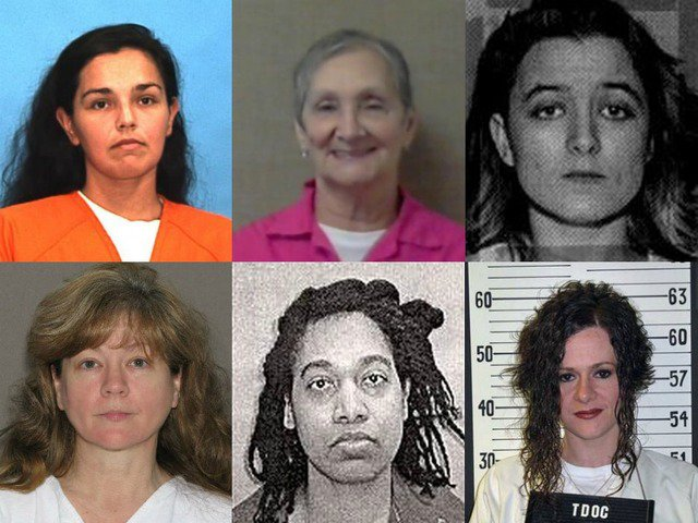Women on death row: Female death row inmates in the U.S. https://t.co/IpbmQ2paqk #abc15