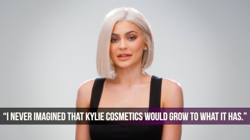 RT if Kylie is your girl boss inspiration. ❤️ #KUWTK #HBIC https://t.c...