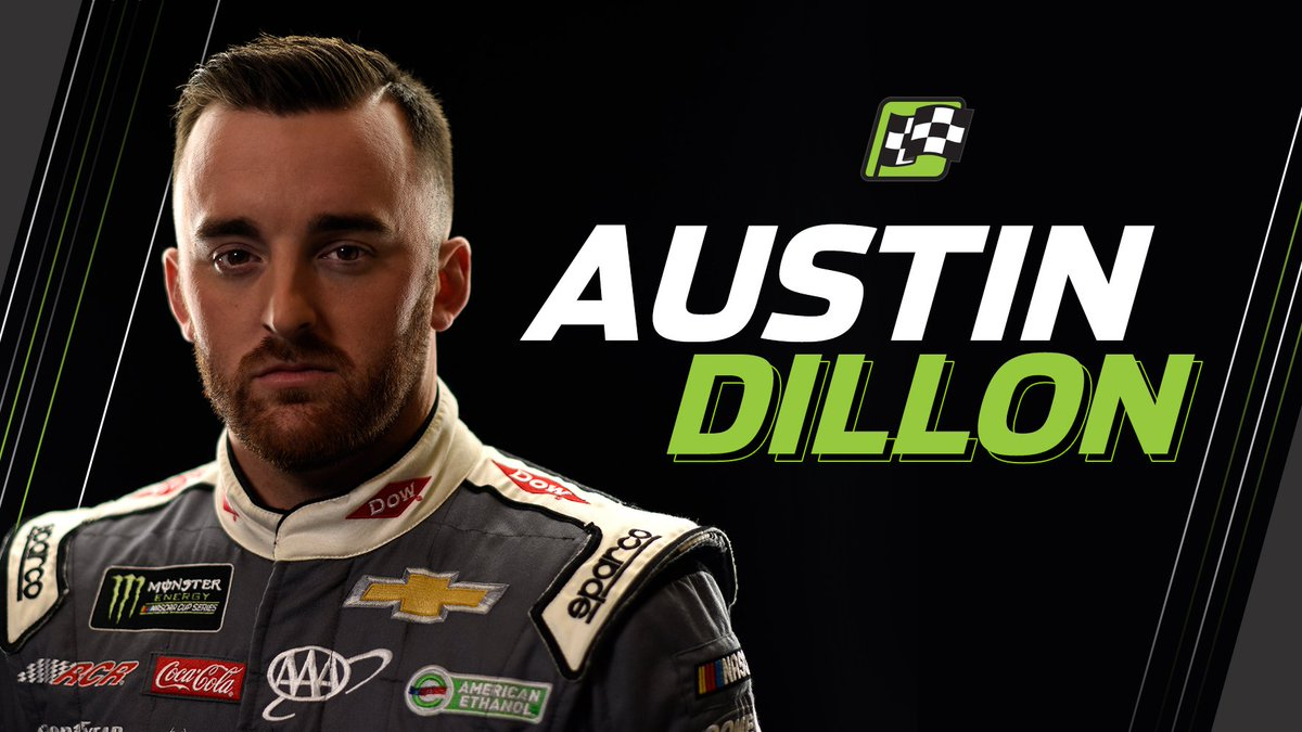CHECKERED FLAG: @austindillon3 earns his first career victory!  #CocaC...